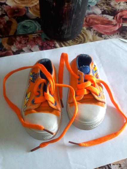 Gomas Para Niños Color Naranja