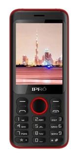 Celular Libre Barato Ipro A28 2 Sim Teclas Grandes Radio Fm