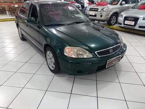 Honda Civic 1.6 Ex 4p