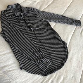 Camisa Dudalina De Algodão Egípcio