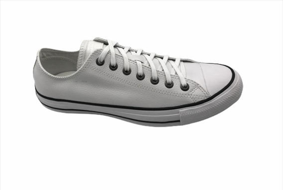 Tênis Converse All Star Chuck Taylor N° 39 Branco Original