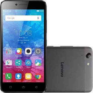 Celular Smartphone Lenovo Vibe K5 16gb Cinza Preto Criança