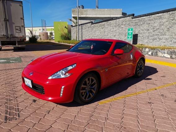 Nissan 370z 3.7 Touring Mt 2014