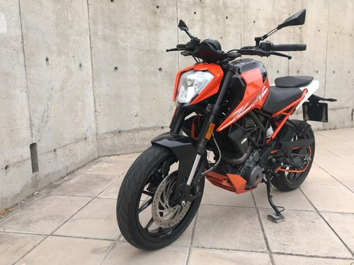 Duke Ktm 250cc 2018