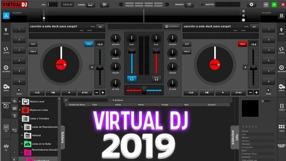 Virtual Dj 8.3 4787-ultima Versão Sem Logo