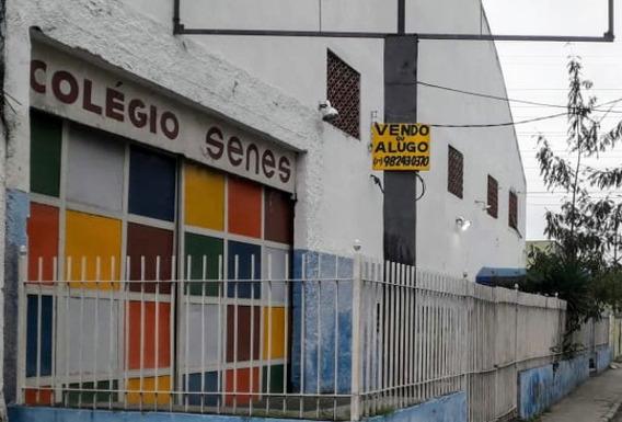 Galpão Mutondo São Gonçalo - Antigo Colégio Senes - 880 M²
