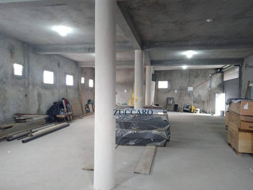 Salão Para Alugar, 220 M² Por R$ 4.000,00/mês - Jardim Dourado - Guarulhos/sp - Sl0834