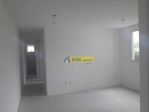 Apartamento À Venda, 55 M² Por R$ 200.000,00 - Santa Terezinha - São Bernardo Do Campo/sp - Ap1652