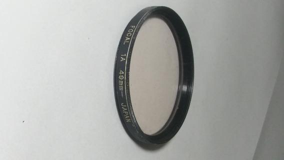 Filtro Focal 1a Para Lente 49mm