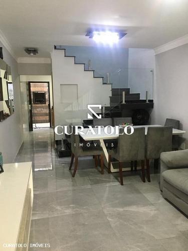 Casa / Sobrado Para Venda Em São Paulo, Analia Franco, 3 Dormitórios, 3 Suítes, 4 Banheiros, 2 Vagas - Sobdri_1-1603970