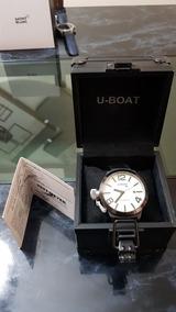 Relógio U-boat U-5365 Automático 53mm Aço Pvd 316 L