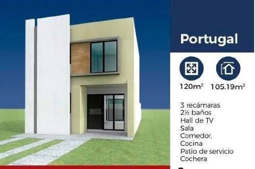 Casa En Venta En San Gerardo Modelo Portugal.