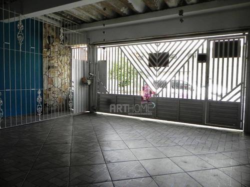 Sobrado Com 4 Dormitórios À Venda, 287 M² Por R$ 680.000,00 - Rudge Ramos - São Bernardo Do Campo/sp - So0324