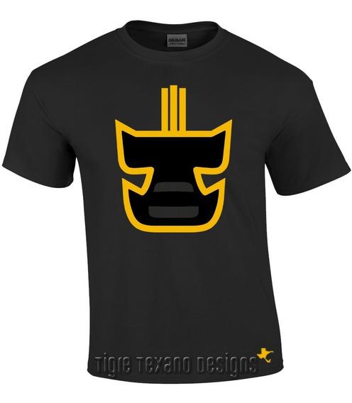 Playera Lucha Libre Septiembre Negro By Tigre Texano Designs
