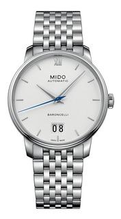 Reloj Mido Hombre M027.426.11.018.00 Agente Oficial