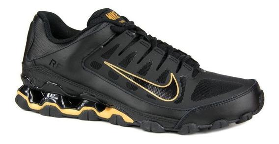 Tênis Nike Reax 8 Tr Masculino - Preto E Dourado