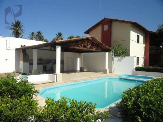 Linda Casa Para Locação Na Lagoa Redonda - Ca2984