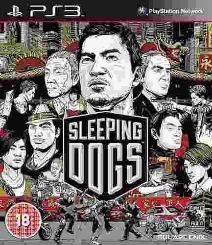 Sleeping Dogs - Playstation 3 Jogos Ps3 Psn
