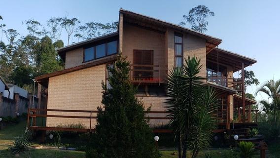 Casa De Campo Dentro Da Cidade - Sz9701
