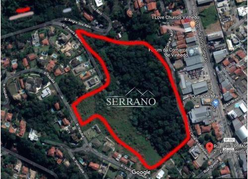Área À Venda, 26038 M² Por R$ 3.000.000,00 - Marambaia - Vinhedo/sp - Ar0001