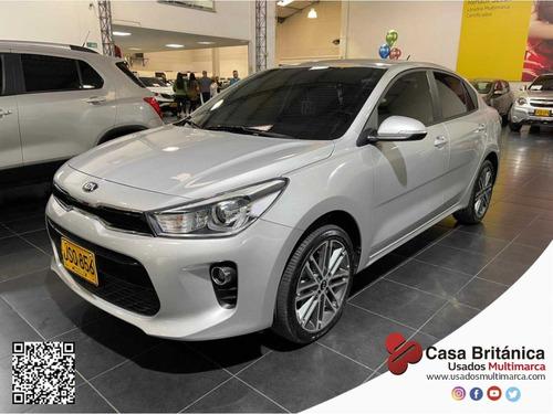 Kia Rio Zenith Automatica 4x2 Gasolina