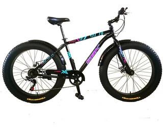 Bicicleta Sbk Rodado 26 Fat Env Grat Cuotas Sin Interes