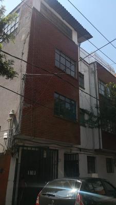 Remato Edificio 5 Departamentos Junto A Parque Hundido