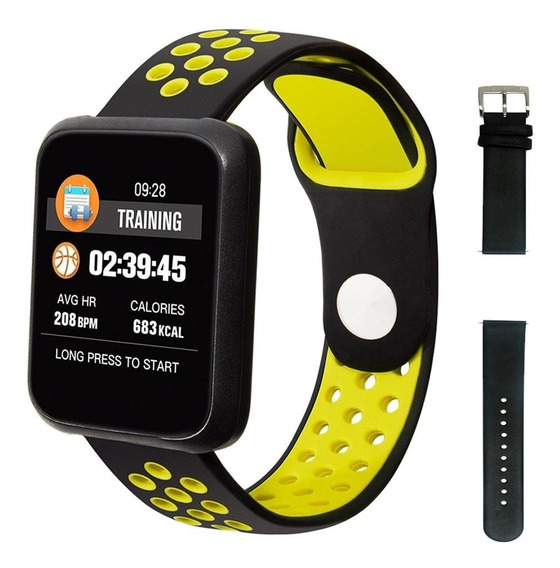 Smart Watch M28 Android Ios Bluetoot Deportivo Natación Ip67