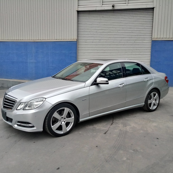 Mercedes Benz E-250 2012 Plata Crédito Disponible Tomo Auto