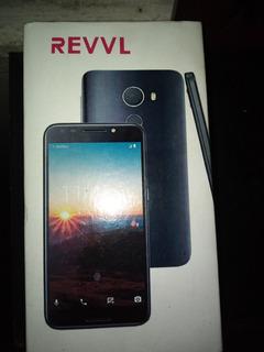 Celular T- Mobile Revvl Con Sensor De Huellas