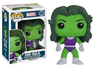 Funko Pop Marvel: She-hulk