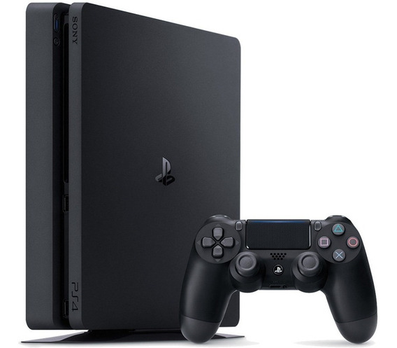 Playstation 4 Slim 1tb 1 Control