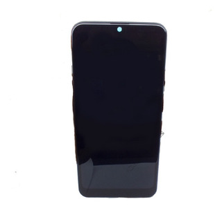 Lcd+touch+aro Lg X525 - K12 Prime Preto 100% Original C/ Nf