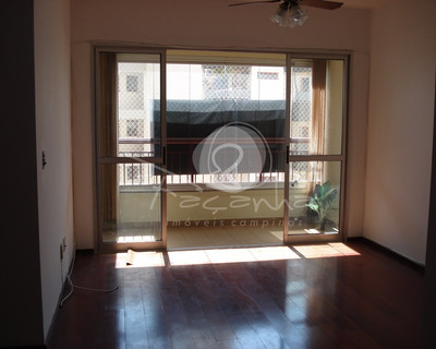 Apartamento A Venda No Botafogo Em Campinas - Ap01866 - 4796984