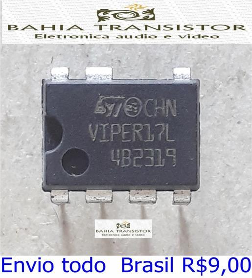 Viper 17l - Viper17 L = Kit Com 7 Unidades Original