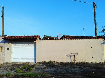 Casa Com 2 Dormitórios, Lote Inteiro, Jequitibá Itanhaem.