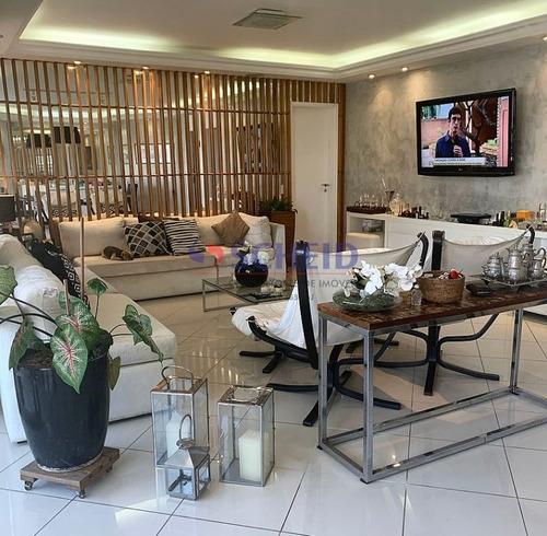 Imagem 1 de 15 de Apartamento A Venda Na Vila Mascote, 4 Dormitórios  3 Suítes - Mc5046