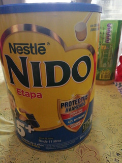 Tarro Leche Nido Etapa 4
