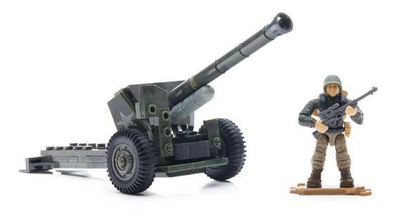 Mega Construx Call Of Duty Lanzamisil Antitanques 121 Pcs