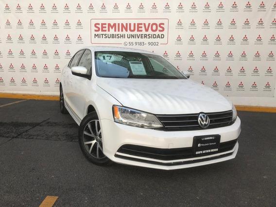 Volkswagen Jetta Mkvi 2.0 Fest Automático 2017 A Crédito!!!
