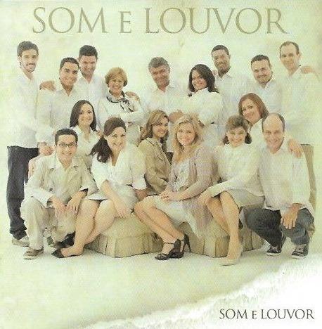 Cd - Som E Louvor