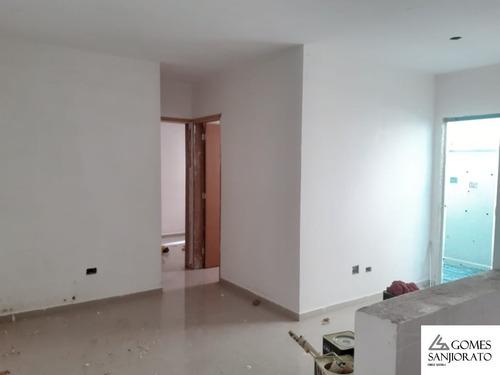 Apartamento Para A Venda No Bairro Vila Assunção Em Santo André - Sp . - Ap01227 - 69336617