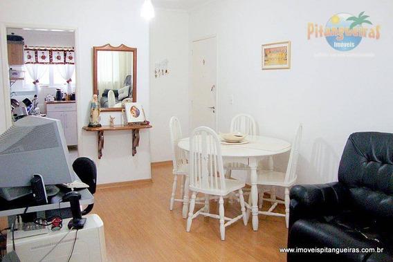 Enseada - Boa Localização - 50 M² Úteis - Garagem - Condomínio Baixo - 1 Vaga. - Ap4498