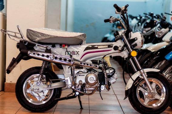 Honda Dax Moto Max 110 Motomel 110 2020 0km Tarjetas Crédito