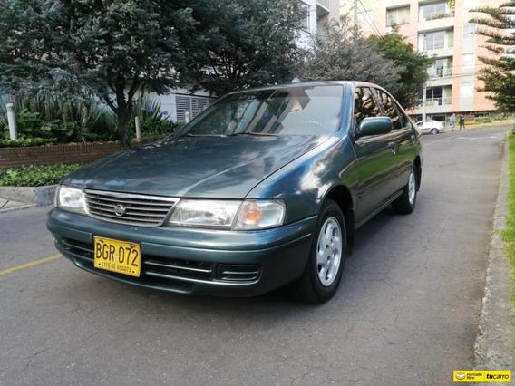 Nissan Sentra V14 At 1600