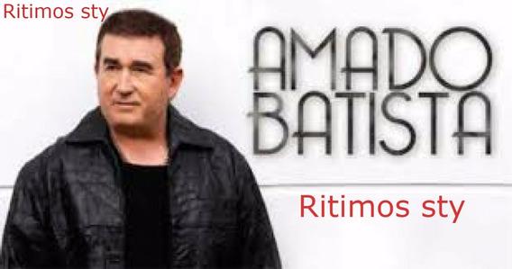 Ritimos Amado Batista Excelente Qualidade. Teclados Yamaha.