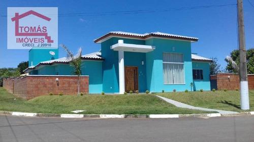 Linda E Moderna Casa De Campo - Ch0020
