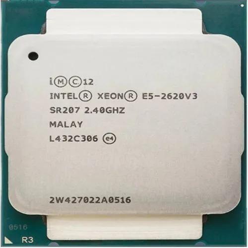 Imagem 1 de 2 de Processado Xeon 2620-v3