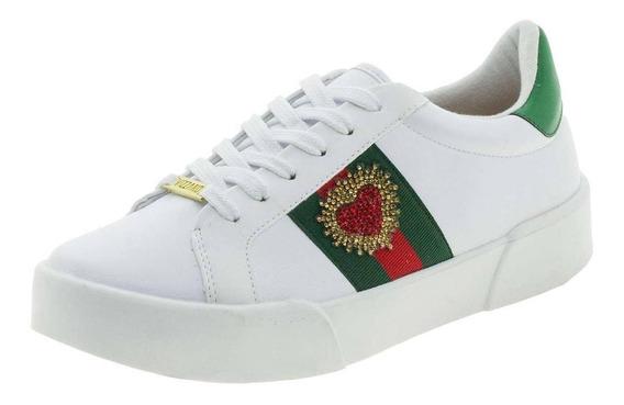 Tênis Feminino Branco Vizzano - 1299102