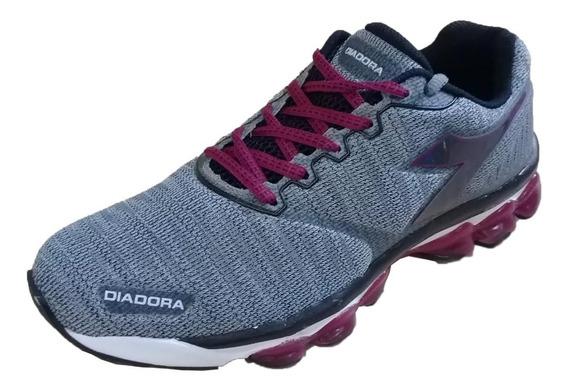 Zapatillas Diadora, Mod Stream - Green Sport